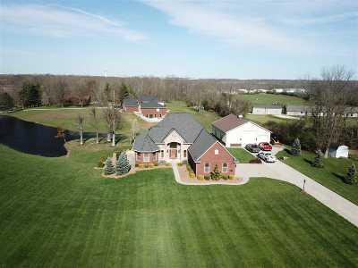 Burlington Single Family Home For Sale: 5320 Limaburg