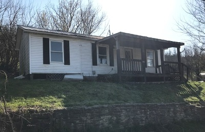 Gallatin County Single Family Home For Sale: 103 Old Sparta Pike