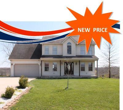 Owen County Single Family Home For Sale: 2290 Stewart Ridge Road