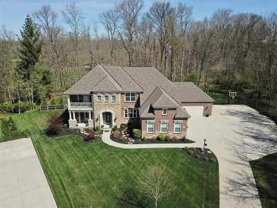 Boone County, Campbell County, Kenton County Single Family Home For Sale: 10730 Jacobs Run