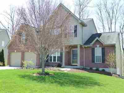 Burlington Single Family Home For Sale: 7129 Susan Court