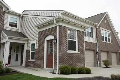 Burlington Condo/Townhouse For Sale: 2535 Paragon Mill Drive