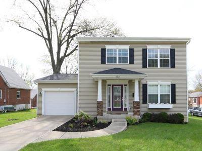 Fort Wright Single Family Home For Sale: 1631 E Crittenden Avenue