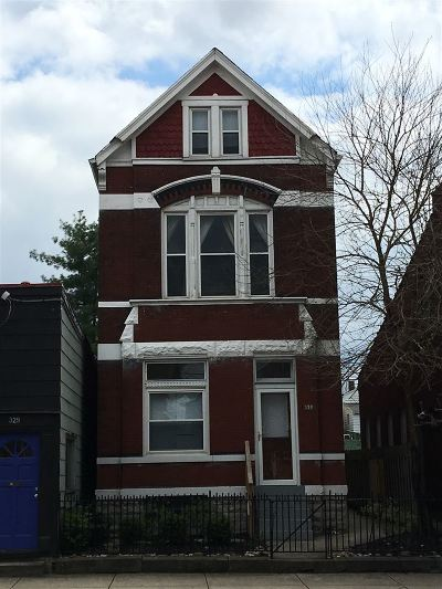 Ludlow Multi Family Home For Sale: 331 Elm