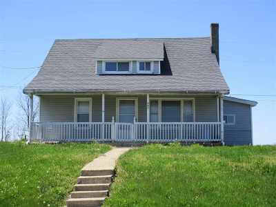 Pendleton County Single Family Home For Sale: 981 Highway 159 N