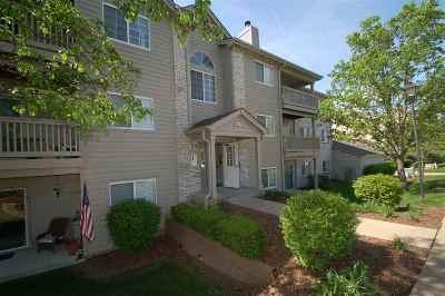 Burlington Condo/Townhouse For Sale: 2271 Teal Briar #101