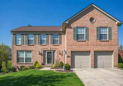 Hebron Single Family Home For Sale: 1502 Whispering Pines Drive