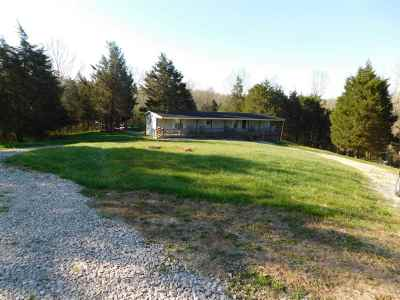 Owen County Single Family Home For Sale: 355 Doe Run Road