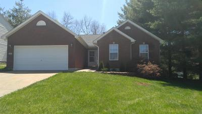 Florence Single Family Home For Sale: 2783 Running Creek Drive
