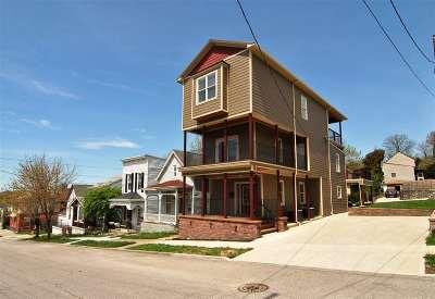 Newport Single Family Home For Sale: 1019 Park Avenue
