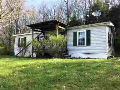 Boone County Single Family Home For Sale: 14936 S Fork Church Road