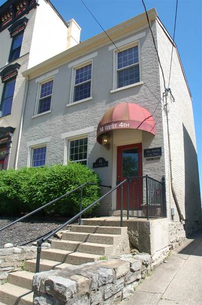 Newport KY Commercial For Sale: $249,900