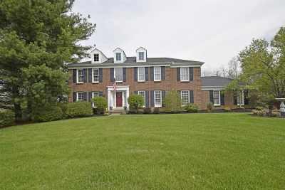 Alexandria Single Family Home For Sale: 3626 Walnut Park Drive