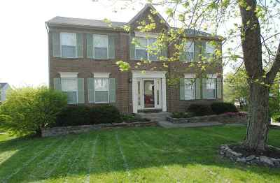 Hebron Single Family Home For Sale: 1896 Morning Dove Court