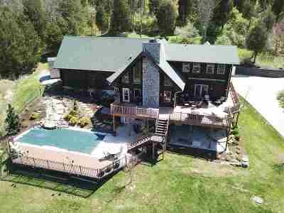 Alexandria Single Family Home For Sale: 1699 Upper Tug Fork Road