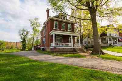 Covington Single Family Home For Sale: 223 Sterrett Street