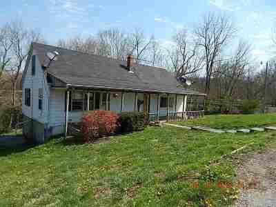Kenton County Single Family Home For Sale: 12171 Vises Trail