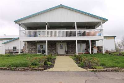 Boone County Farm For Sale: 8676 East Bend