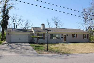 Fort Thomas KY Single Family Home For Sale: $374,900