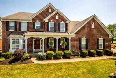 Walton Single Family Home For Sale: 570 Savannah Drive