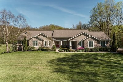 Boone County, Campbell County, Kenton County Single Family Home For Sale: 4553 Lambs Ferry Road