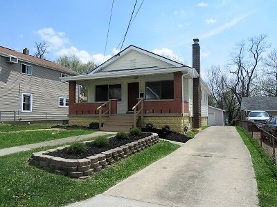 Elsmere Single Family Home For Sale: 615 Orchard Street