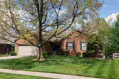 Burlington Single Family Home For Sale: 6168 Woodcrest Drive