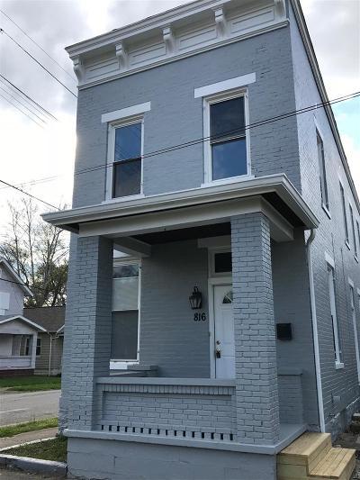 Ludlow Single Family Home For Sale: 816 Laurel Street