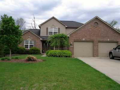 Burlington Single Family Home For Sale: 3012 Collier Lane