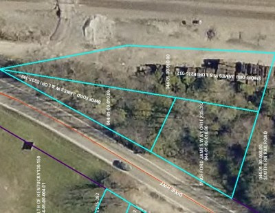 Boone County, Campbell County, Gallatin County, Grant County, Kenton County, Pendleton County Residential Lots & Land For Sale: 3805 Dixie Hwy
