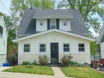 Fort Thomas Single Family Home For Sale: 22 Shawnee Avenue