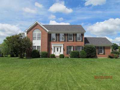 Union Single Family Home For Sale: 10975 Appaloosa Drive
