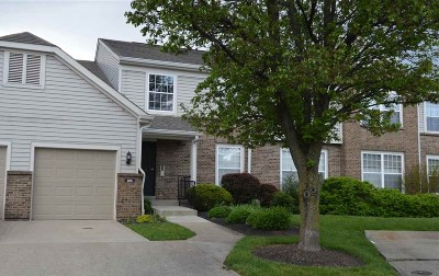 Wilder Condo/Townhouse For Sale: 106 N Watchtower Drive N #302