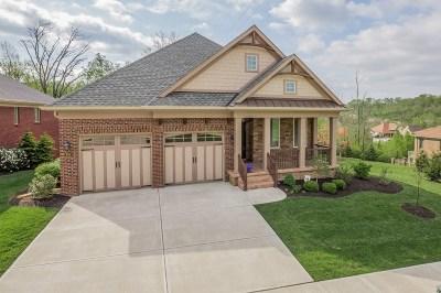 Villa Hills Single Family Home For Sale: 874 Winterhaven Court