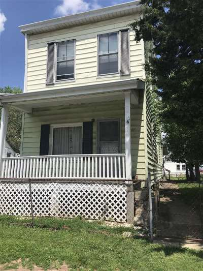 Dayton Single Family Home For Sale: 1031 4th