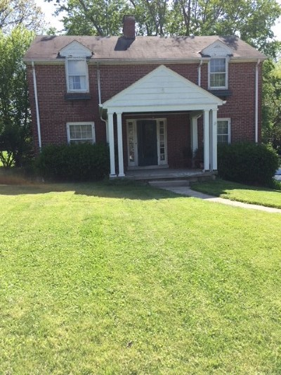 Fort Mitchell, Fort Wright Single Family Home For Sale: 5 Burdsall Avenue