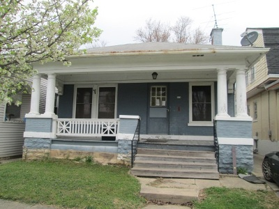 Covington Single Family Home For Sale: 614 Delmar Place