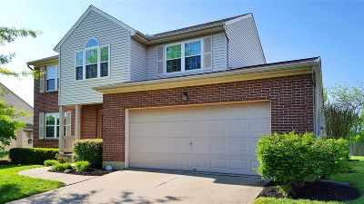 Burlington Single Family Home For Sale: 2022 Bluestem Drive