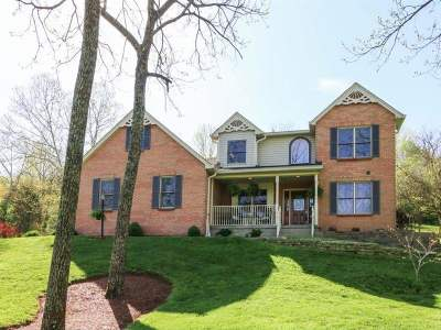 Petersburg Single Family Home For Sale: 4300 Ashby Fork Road
