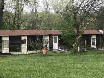 Grant County Single Family Home For Sale: 370 North Fork Drive