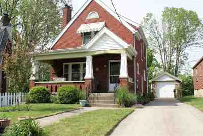 Taylor Mill Single Family Home For Sale: 4 Sunset Place