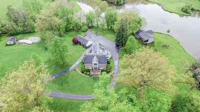 Covington Farm For Sale: 11280-11284 Decoursey Pike
