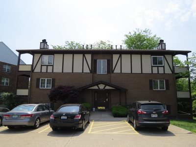 Highland Heights Condo/Townhouse For Sale: 110 Highland Trace
