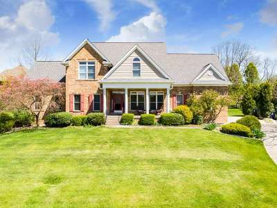 Oldham County Single Family Home For Sale: 12300 Ridgetop Drive