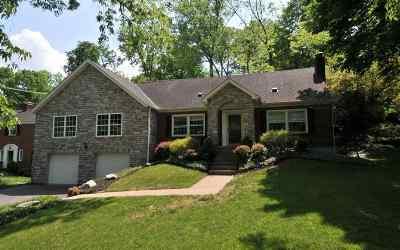 Park Hills Single Family Home For Sale: 1061 Montague Road