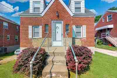Park Hills Single Family Home For Sale: 603 Saint Joseph