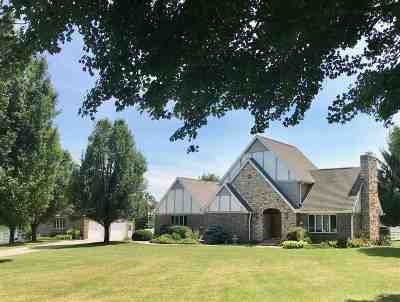 Boone County Single Family Home For Sale: 15779 Teal Road