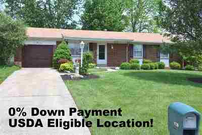 Independence Single Family Home For Sale: 1039 Clubhouse Drive