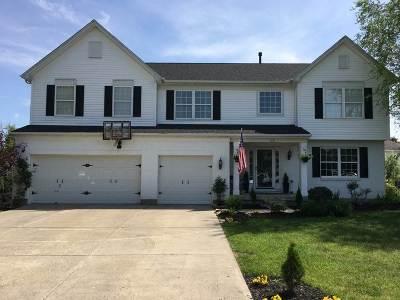 Union Single Family Home For Sale: 1191 Napa Ridge Court