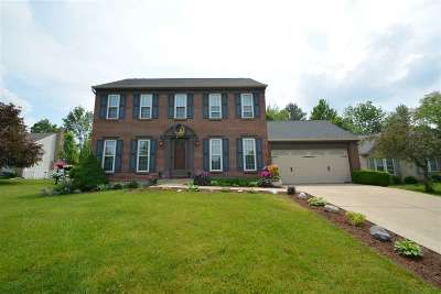 Burlington Single Family Home For Sale: 5000 White Tail Court